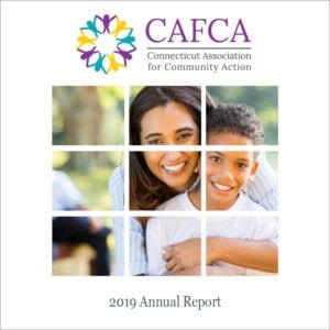 Cover of CAFCA 2019 Annual Report