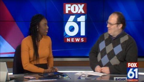 CRT on Fox61