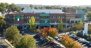 Griffin Hospital Exterior