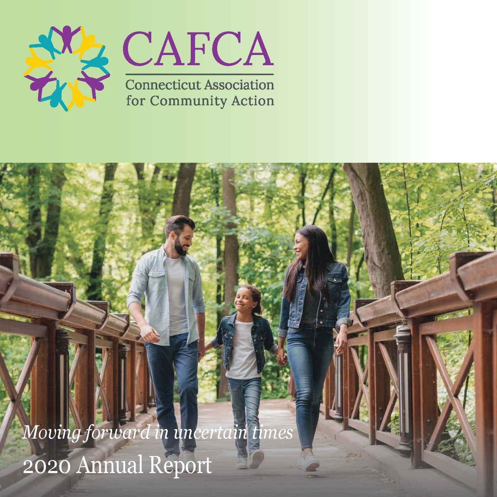 2020 CAFCA Annual Report Cover Photo